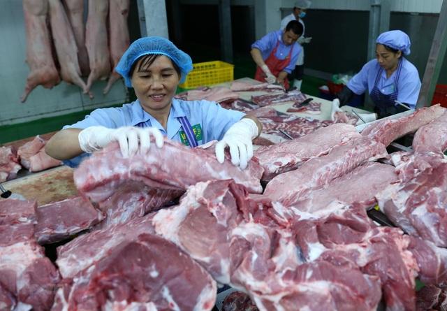 """Giá thịt lợn tăng là do người chăn nuôi """"găm"""" hàng? - Ảnh 1."""