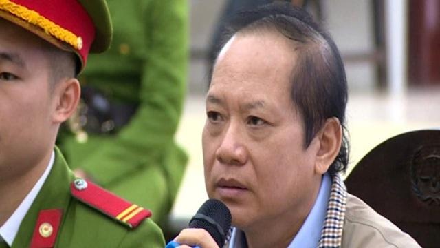 Vợ cựu Bộ trưởng Trương Minh Tuấn nghẹn ngào xin giảm tội cho chồng - Ảnh 3.