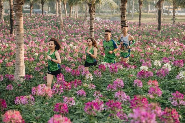 Ecopark Marathon – Chạy giữa miền xanh - Ảnh 1.