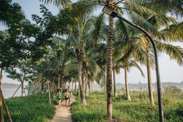 Ecopark Marathon – Chạy giữa miền xanh - Ảnh 2.
