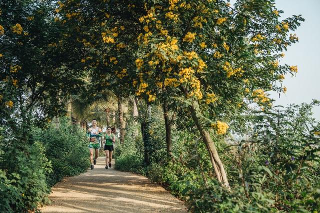 Ecopark Marathon – Chạy giữa miền xanh - Ảnh 5.