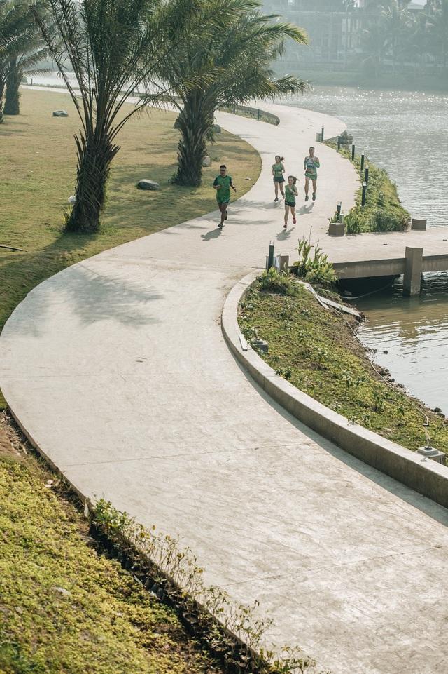 Ecopark Marathon – Chạy giữa miền xanh - Ảnh 7.
