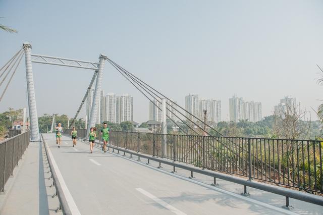 Ecopark Marathon – Chạy giữa miền xanh - Ảnh 8.