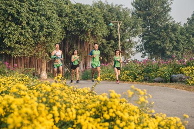Ecopark Marathon – Chạy giữa miền xanh - Ảnh 9.