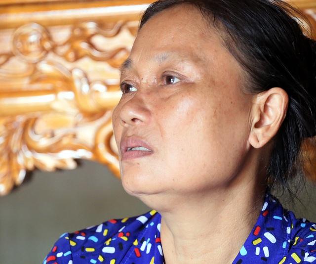 Cơ cực mẹ đơn thân ung thư giai đoạn cuối bên con trai 6 tuổi - Ảnh 2.