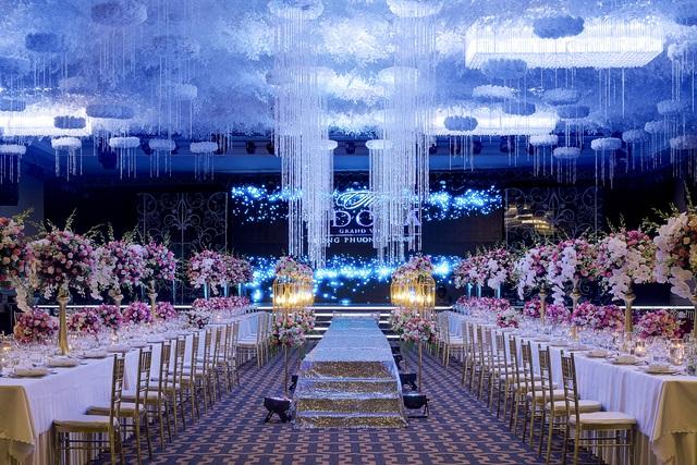 Thị trường tiệc cưới cuối năm tại TPHCM: Doanh nghiệp Việt sẽ thắng trong cuộc đua khốc liệt - Ảnh 2.