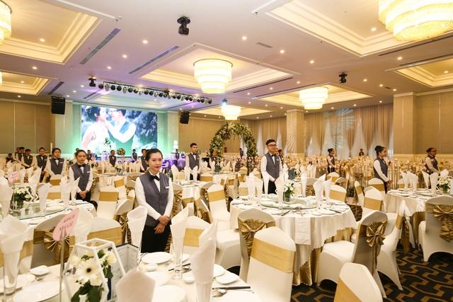 Thị trường tiệc cưới cuối năm tại TPHCM: Doanh nghiệp Việt sẽ thắng trong cuộc đua khốc liệt - Ảnh 3.