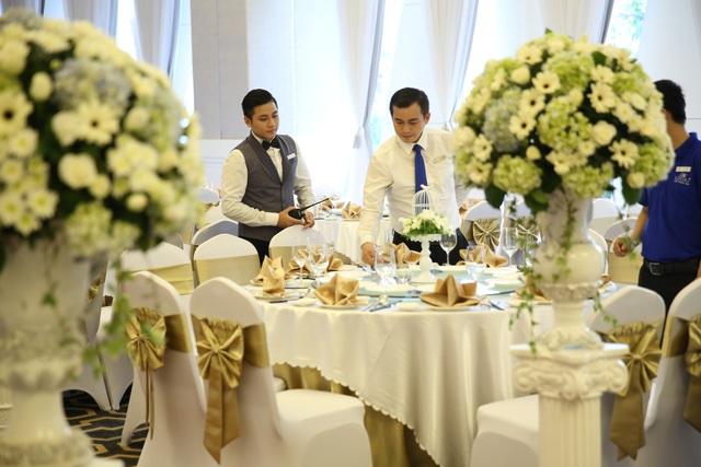 Thị trường tiệc cưới cuối năm tại TPHCM: Doanh nghiệp Việt sẽ thắng trong cuộc đua khốc liệt - Ảnh 4.