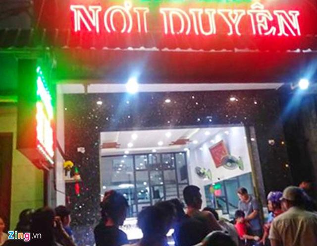 Tiệm vàng bị cướp khi chủ đang xem U22 Việt Nam hạ Indonesia - Ảnh 1.