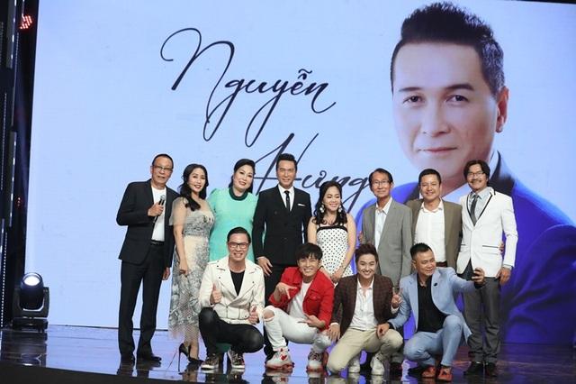 NSND Hồng Vân tiết lộ tình cảm đặc biệt với ca sĩ Nguyễn Hưng - Ảnh 2.