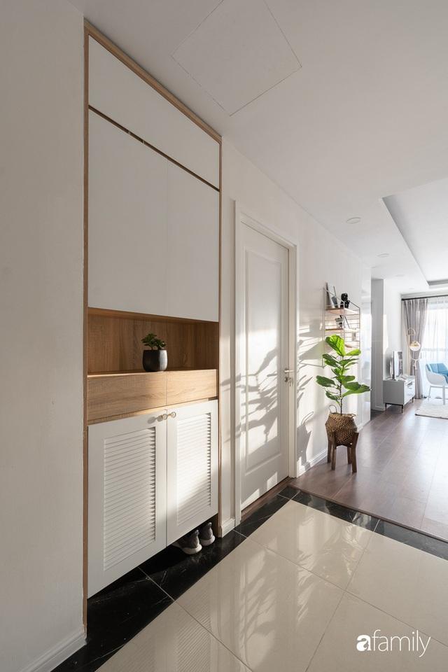 Căn hộ hai phòng ngủ mang hơi thở Bắc Âu trong lành và ngọt ngào giữa lòng Hà Nội - Ảnh 2.