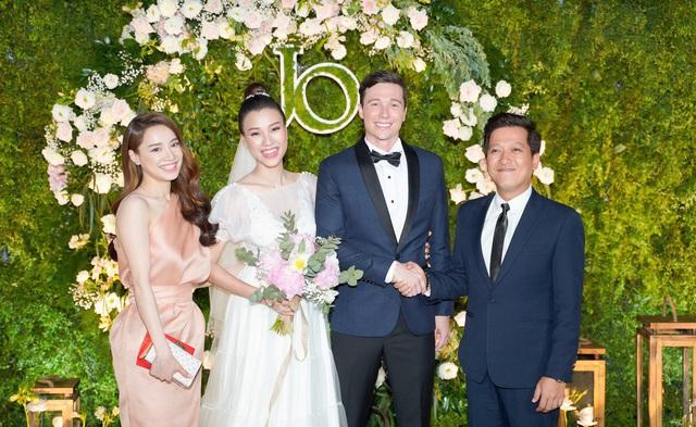 Huỳnh Anh nói về đám cưới của tình cũ Hoàng Oanh: Làm vợ là phải vui, tôi mong cô ấy hạnh phúc - Ảnh 2.