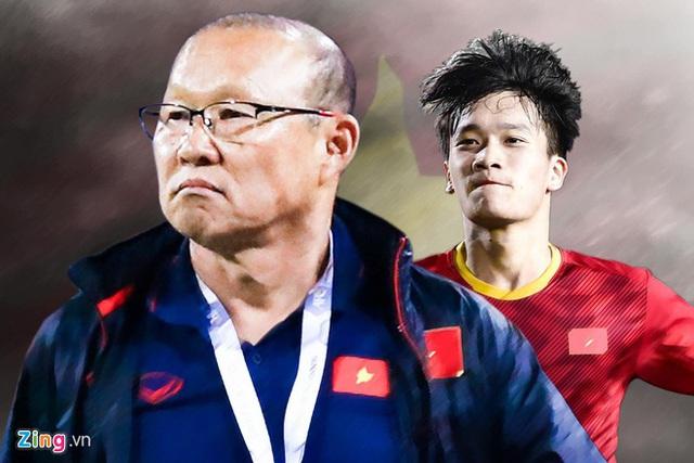 Lộ câu bùa chú của thầy Park giữa trận đấu khiến U22 Việt Nam lội ngược dòng thắng Indonesia 2-1 - Ảnh 2.