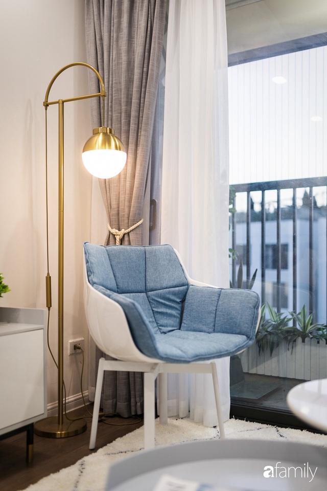 Căn hộ hai phòng ngủ mang hơi thở Bắc Âu trong lành và ngọt ngào giữa lòng Hà Nội - Ảnh 11.
