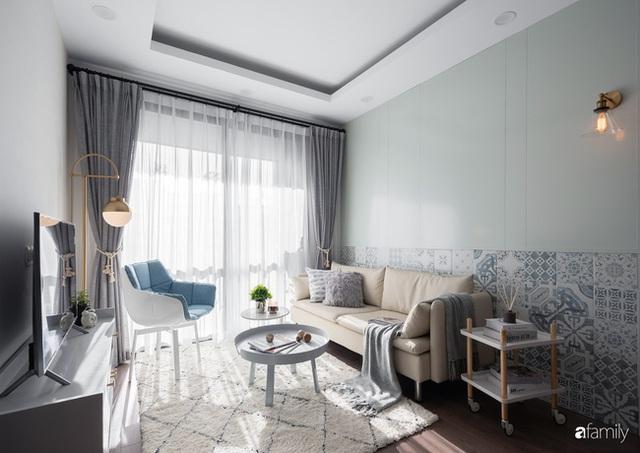 Căn hộ hai phòng ngủ mang hơi thở Bắc Âu trong lành và ngọt ngào giữa lòng Hà Nội - Ảnh 12.