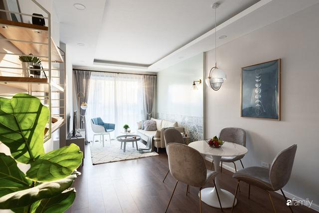 Căn hộ hai phòng ngủ mang hơi thở Bắc Âu trong lành và ngọt ngào giữa lòng Hà Nội - Ảnh 17.