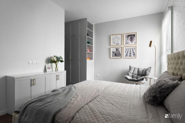 Căn hộ hai phòng ngủ mang hơi thở Bắc Âu trong lành và ngọt ngào giữa lòng Hà Nội - Ảnh 20.