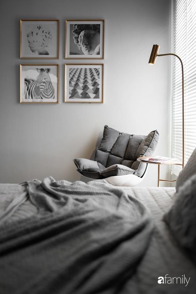 Căn hộ hai phòng ngủ mang hơi thở Bắc Âu trong lành và ngọt ngào giữa lòng Hà Nội - Ảnh 21.