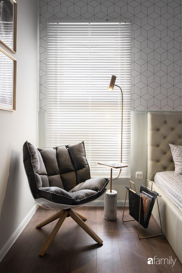Căn hộ hai phòng ngủ mang hơi thở Bắc Âu trong lành và ngọt ngào giữa lòng Hà Nội - Ảnh 23.