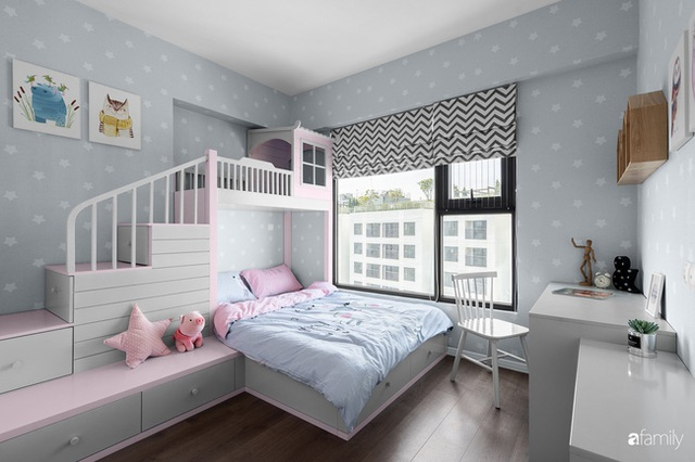 Căn hộ hai phòng ngủ mang hơi thở Bắc Âu trong lành và ngọt ngào giữa lòng Hà Nội - Ảnh 28.
