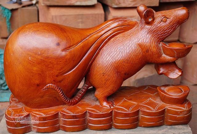Tròn mắt thấy con chuột khổng lồ bóng loáng, nặng 10kg - Ảnh 4.