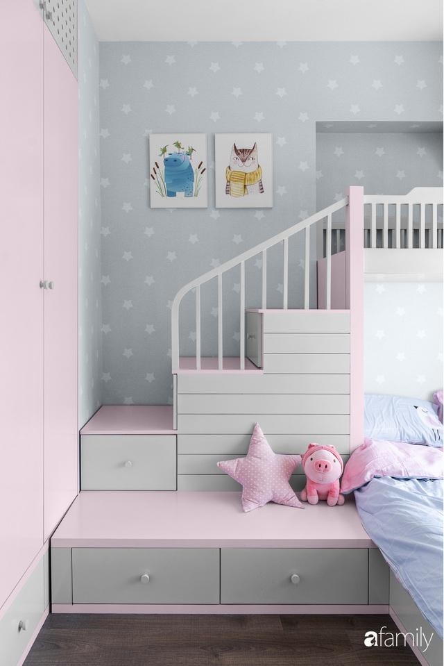 Căn hộ hai phòng ngủ mang hơi thở Bắc Âu trong lành và ngọt ngào giữa lòng Hà Nội - Ảnh 31.