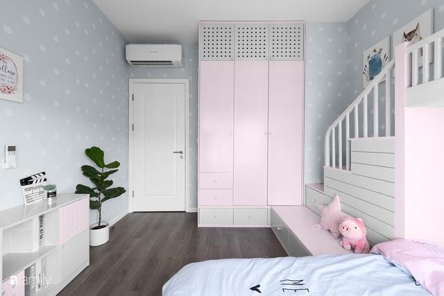Căn hộ hai phòng ngủ mang hơi thở Bắc Âu trong lành và ngọt ngào giữa lòng Hà Nội - Ảnh 33.