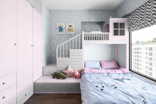 Căn hộ hai phòng ngủ mang hơi thở Bắc Âu trong lành và ngọt ngào giữa lòng Hà Nội - Ảnh 34.