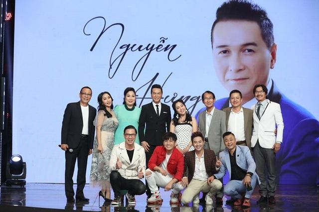 NSND Hồng Vân tiết lộ tình cảm đặc biệt với ca sĩ Nguyễn Hưng - Ảnh 5.