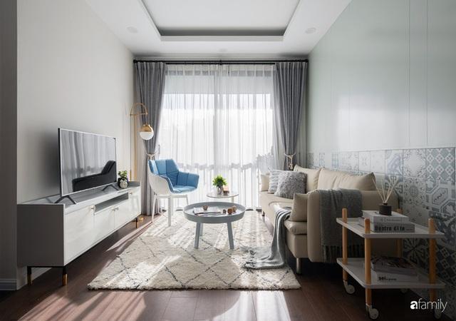 Căn hộ hai phòng ngủ mang hơi thở Bắc Âu trong lành và ngọt ngào giữa lòng Hà Nội - Ảnh 5.