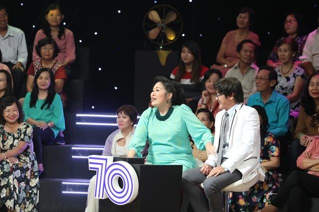 NSND Hồng Vân tiết lộ tình cảm đặc biệt với ca sĩ Nguyễn Hưng - Ảnh 8.