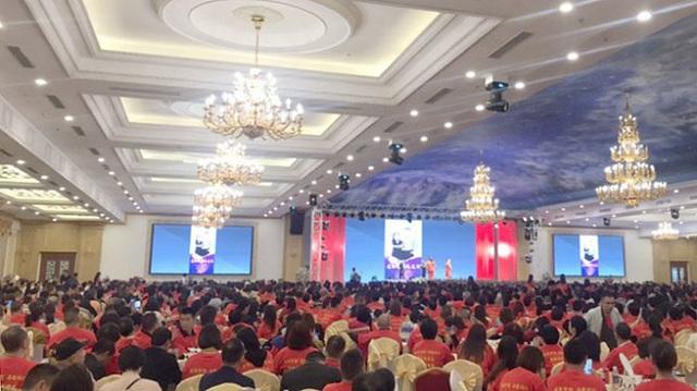 Hải Phòng yêu cầu dừng ngay hội nghị tập trung 2000 khách Trung Quốc - Ảnh 1.