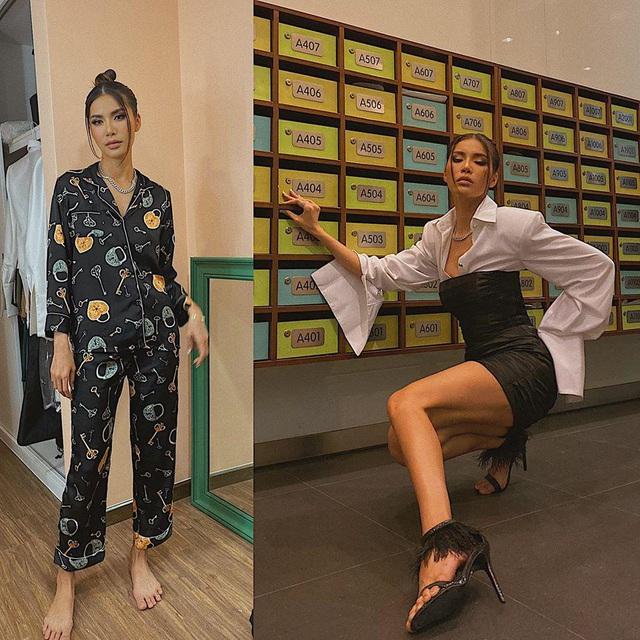 Mỹ nhân Việt lúc ở nhà: Nhan sắc khác xa một trời một vực, lạ nhất là Hoa hậu này - Ảnh 2.