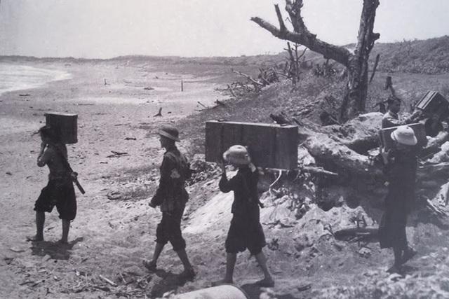 Cuộc chiến trên biển hơn 50 năm trước  - Ảnh 1.
