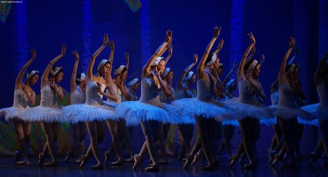 Cơ hội thưởng thức vở ballet hồ thiên nga giữa hồ thiên nga Ecopark - Ảnh 1.