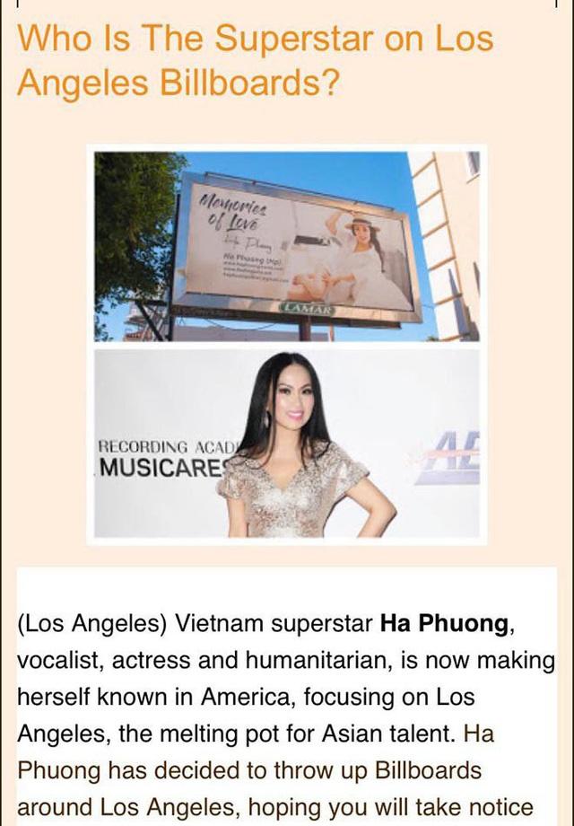 Sau gần 20 năm làm vợ tỷ phú gốc Việt giàu nhất ở Mỹ, ca sĩ Hà Phương giờ ra sao? - Ảnh 3.