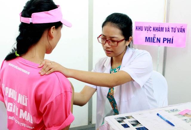 Cách đơn giản dự phòng hai căn bệnh ung thư đáng sợ đối với phụ nữ - Ảnh 1.