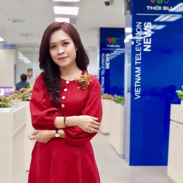 BTV Hoàng Trang: Được nhận vào VTV chỉ sau 1 đêm, nhớ mãi câu nói của MC Lại Văn Sâm - Ảnh 1.