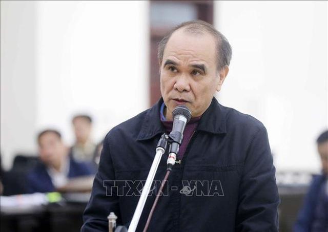 Cựu TGĐ MobiFone Cao Duy Hải: Đau xót khi nói lời sau cùng trước tòa mà không phải lời từ biệt về hưu - Ảnh 1.
