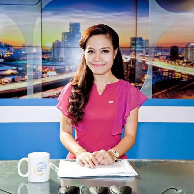 BTV Hoàng Trang: Được nhận vào VTV chỉ sau 1 đêm, nhớ mãi câu nói của MC Lại Văn Sâm - Ảnh 3.