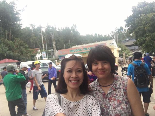 BTV Hoàng Trang: Được nhận vào VTV chỉ sau 1 đêm, nhớ mãi câu nói của MC Lại Văn Sâm - Ảnh 4.