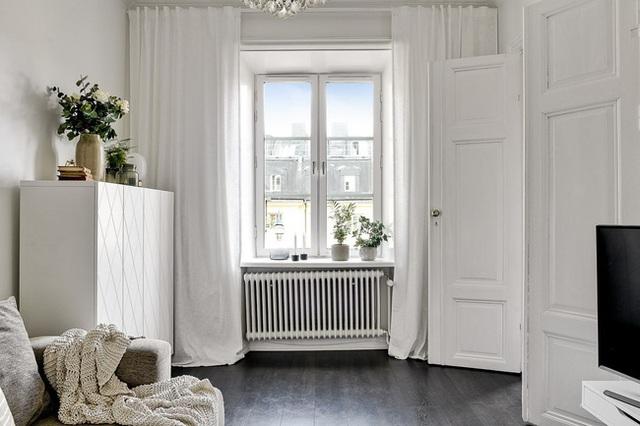 Căn hộ rộng chỉ 42m² của gia đình 3 người sở hữu những góc nhỏ xinh xắn gây thương nhớ - Ảnh 8.