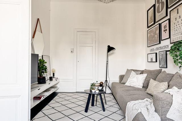 Căn hộ rộng chỉ 42m² của gia đình 3 người sở hữu những góc nhỏ xinh xắn gây thương nhớ - Ảnh 9.