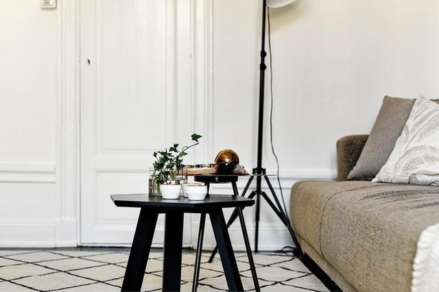 Căn hộ rộng chỉ 42m² của gia đình 3 người sở hữu những góc nhỏ xinh xắn gây thương nhớ - Ảnh 10.