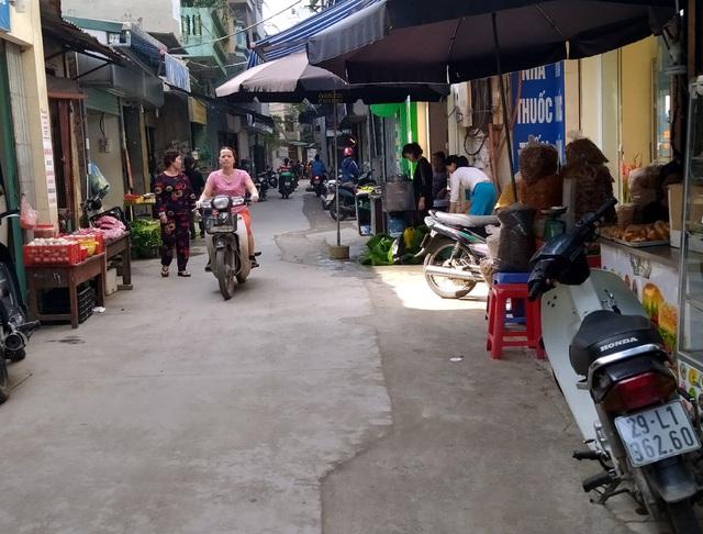 Người dân Thủ đô bức xúc vì đường phố đang đẹp bỗng dưng bị đào xới nhếch nhác dịp cận Tết - Ảnh 15.