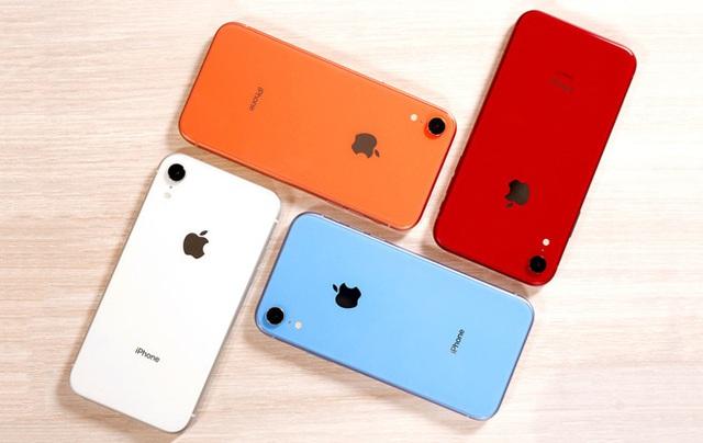 10 smartphone bán chạy nhất thế giới - Ảnh 1.