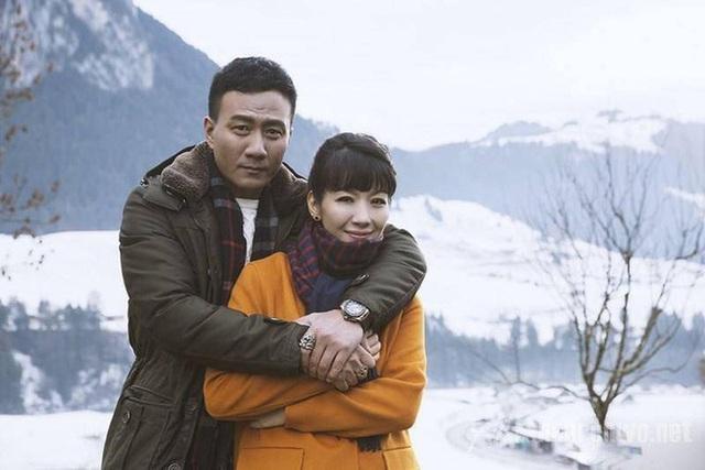Kiều Phong đỉnh nhất Thiên long bát bộ: Cuộc sống gia đình đẹp hơn cả trên phim - Ảnh 2.
