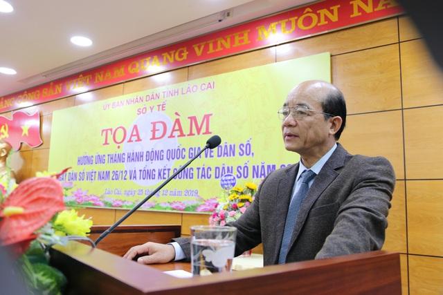 Lào Cai tọa đàm hưởng ứng tháng hành động quốc gia về Dân số - Ảnh 2.