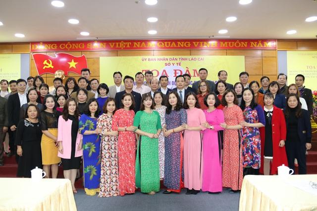 Lào Cai tọa đàm hưởng ứng tháng hành động quốc gia về Dân số - Ảnh 4.