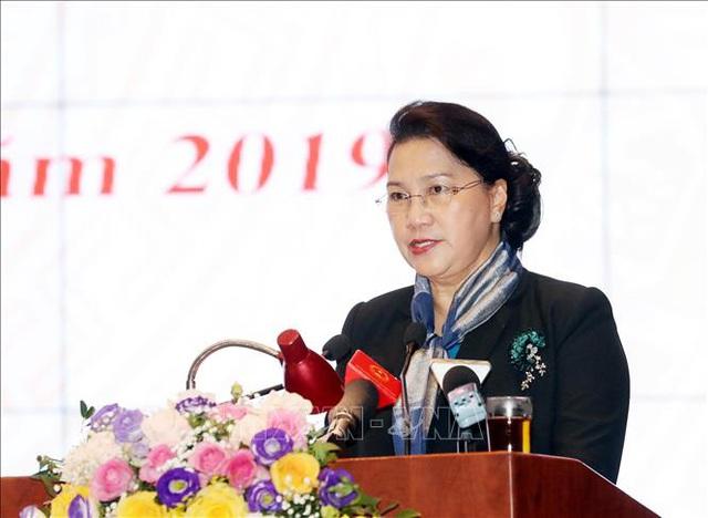 Chủ tịch Quốc hội: Mặt trận phải thực sự là cầu nối giữa nhân dân với Đảng và chính quyền  - Ảnh 2.